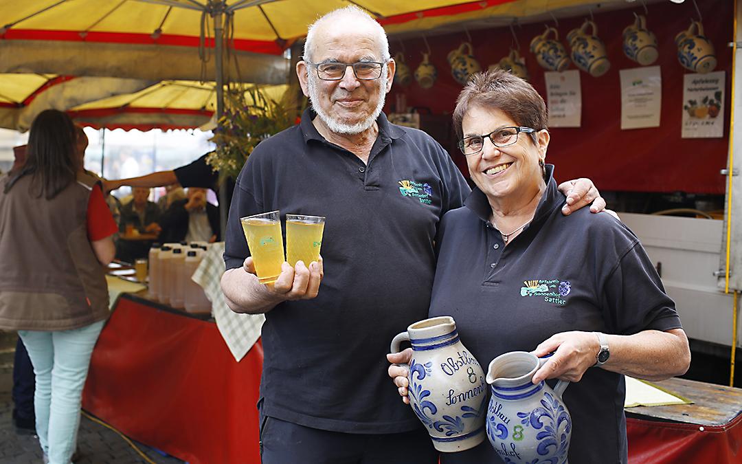 """Odenwälder Apfelwein """"Sonnenhof"""